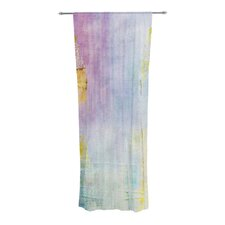 Color Grunge Curtain Panels (Set of 2)