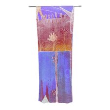 Scary Song About Love Curtain Panels (Set of 2)