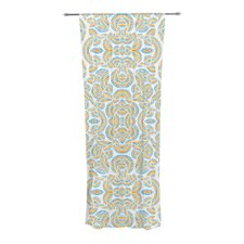 Infinite Thoughts Curtain Panels (Set of 2)