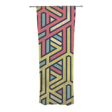 Deco Curtain Panels (Set of 2)