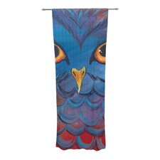 Hoot Curtain Panels (Set of 2)