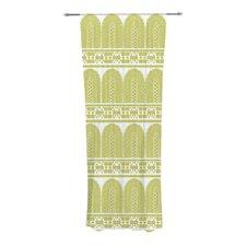 Tribal Curtain Panels (Set of 2)