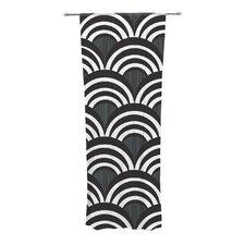 Art Deco Curtain Panels (Set of 2)