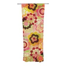 Colorful Mix Curtain Panels (Set of 2)