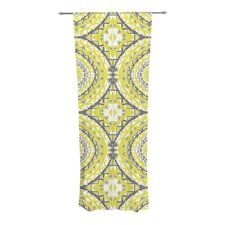 Tessellation Curtain Panels (Set of 2)