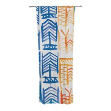 Quiver II Curtain Panels (Set of 2)