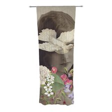 Doves Eyes Curtain Panels (Set of 2)