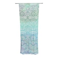 Clouds in the Sky Curtain Panels (Set of 2)