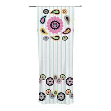 Paisley Party Curtain Panels (Set of 2)