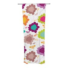 Bee Highway Curtain Panels (Set of 2)