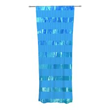 Wet & Wild Stripes Curtain Panels (Set of 2)