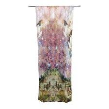 The Magnolia Trees Curtain Panels (Set of 2)
