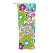 Little Bloom Curtain Panels (Set of 2)