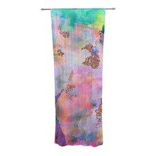Sparkle Mist Curtain Panels (Set of 2)