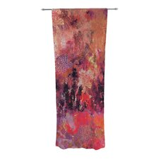 Indian City Curtain Panels (Set of 2)