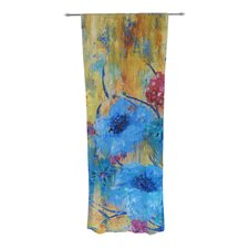 Cosmic Love Garden Curtain Panels (Set of 2)