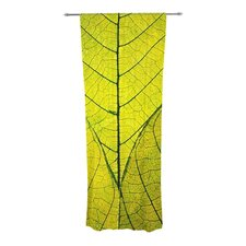 Every Leaf a Flower Curtain Panels (Set of 2)