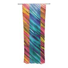 Set Stripes I Curtain Panels (Set of 2)
