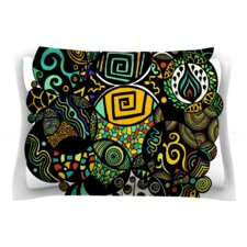 Multicolor Life by Pom Graphic Design Woven Pillow Sham