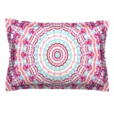 Happy by Iris Lehnhardt Woven Pillow Sham