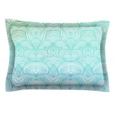 Clouds in the Sky by Pom Graphic Design Woven Pillow Sham