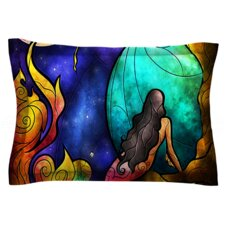 Believe by Mandie Manzano Woven Pillow Sham