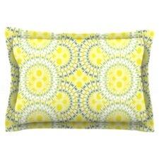 Blossoming Buds by Miranda Mol Woven Pillow Sham