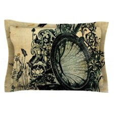 Sound of Nature by Frederic Levy-Hadida Woven Pillow Sham