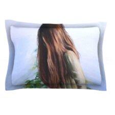 Knee Deep by Lydia Martin Woven Pillow Sham