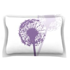 Dandelion by Monika Strigel Woven Pillow Sham