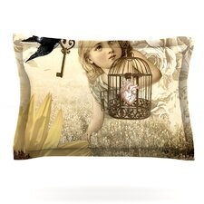 Key by Suzanne Carter Woven Pillow Sham