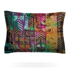 Quiver IV by Theresa Giolzetti Woven Pillow Sham