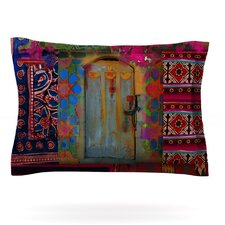 Ethnic Escape by S. Seema Z Woven Pillow Sham