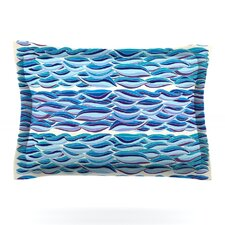 The High Sea by Pom Graphic Design Woven Pillow Sham