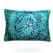 Circular by Sylvia Cook Woven Pillow Sham