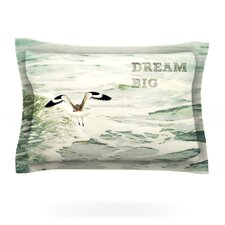 Dream Big by Robin Dickinson Woven Pillow Sham