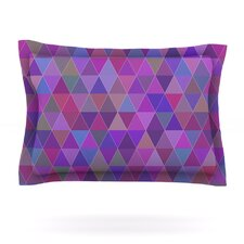 Abstract by Louise Woven Pillow Sham