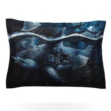 Invictus by Graham Curran Woven Pillow Sham