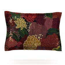Flowers by Jaidyn Erickson Woven Pillow Sham
