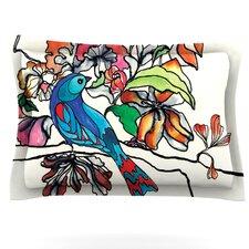 Magic Garden by Sonal Nathwani Cotton Pillow Sham