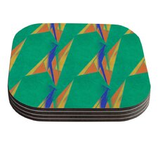 Deco Art by Alison Coxon Coaster (Set of 4)