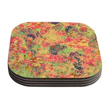 Time For Bubbly by Ebi Emporium Coaster (Set of 4)