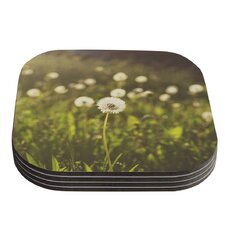 As You Wish by Libertad Leal Coaster (Set of 4)