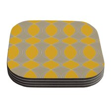 Geometries by Julia Grifol Coaster (Set of 4)