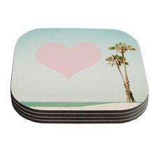Summer Lovin by Bree Madden Coaster (Set of 4)