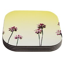 Trees by Bree Madden Coaster (Set of 4)