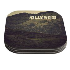 Hollywood by Catherine McDonald Coaster (Set of 4)