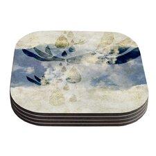 Doves Cry by iRuz33 Coaster (Set of 4)
