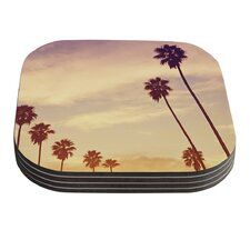 Endless Summer by Catherine McDonald Coaster (Set of 4)