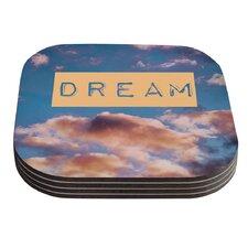 DREAM by Iris Lehnhardt Coaster (Set of 4)